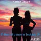 ૐ Best of trance in Euskady ૐ Vol.233