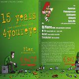 Pierre @ 15 Years 4yourEye - Flex Club Wien - 06.12.2008