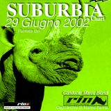 SUBURBIA CHART EDIZIONE DEL 29 Giugno 2002 - RIN RADIO ITALIA NETWORK