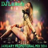 DJLutsch - January Promotional MIX 2014