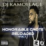 DJ KAMOFLAGE HONORABLE CNOTE RELOADED VOL.1