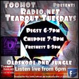 dj freshest tearout tuesday toohot radio.net