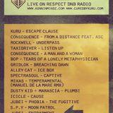 Kuru - Live on Respect DnB Radio - January 13th 2010