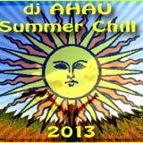 dj AHAU – Summer Chill Set 2013