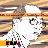 kdfa live session #32 : Sound Disco-Very