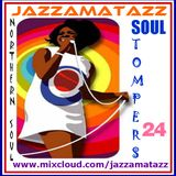 SOUL STOMPERS 24= The Trammps, Isley Brothers, Percy Sledge, Oscar Toney, Barbara Pennington, Poets,