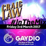 Gaydio #InTheMix - 3rd March 2017