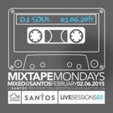 Santos MIXTAPE MONDAY Vol.3