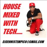 HOUSE MIXED WITH TECH 2