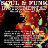 INSTRUMENTAL SOUL & FUNK (Maxwell,Sos Band,Tony Baxter,Pleasure,Roy Ayers,Mystic Merlin,Isaac Hayes)