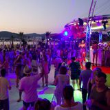 Roni Kush - Live @ SBC Ibiza, Pool Party - 28.08.13