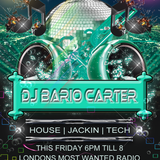 Dj Bario Carter On London's Most Wanted Radio (December)