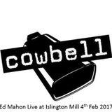 Ed Mahon Live at The Islington Mill 4th Feb 2017