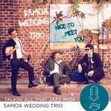 Samoa Wedding Trio