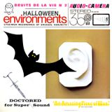 My Fuzzy Warbles (001) - Halloween Environments - 2016.10.29