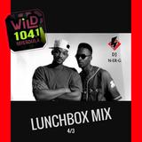 WiLd 104 Lunchbox Mix