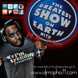 The Greatest Show on Earth . . . Evaaa! with @djmophatt v.5.22.15