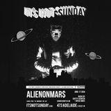 Alienonmars It's Not Sunday mix