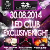 DJ Black Scorp feat. Chris.I.Am & Mike Dee Lite - L.E.D Club Heroes Mega Mix