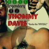 Play it Forward! Dj Thommy Davis