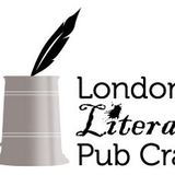 Literary London - 31st May 2018 (Fitzrovia Journal Launch & Slapper's Bowie)