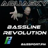 Aquasky - Guest Mix on Duffer's Bassline Revolution