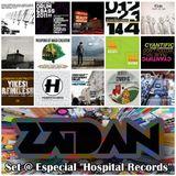 "ZAIDAN SET @ ESPECIAL ""HOSPITAL RECORDS"" _ 15/FEV/2014"