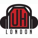 Dan Johnson Underground house London show on Phever radio 09/02/17