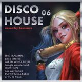 DISCO HOUSE 06 (The Trammps, Earth Wide & Fire, Eruption, Boney M, Chic)