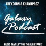 Galaxy Podcast #3 - February Deep & Future House Mix by Trexcorn