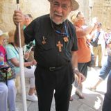 Holy Land Pilgrimages - Conversation with Pilgrim Center of Hope and blind priest Fr. Pat Martin