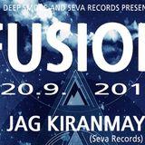Jag Kiranmay live @ Fusion III, Hoodoo Music Club, Prague