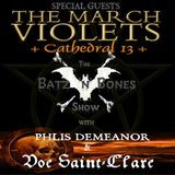 The Batz'n'Bones Show with Voe Saint-Clare (May)