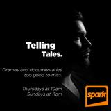 Telling Tales - Dane Wilkinson & Emma Danch - Sound Art, Scares & Hospital Stays