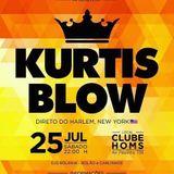 Dj R-Jay & Kurtis Blow Special Set Mix (Florida Records)