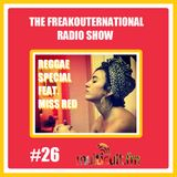 The FreakOuternational Radio Show #26 16/01/2015