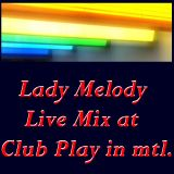 WelCum 2Da Pleasure Dome (Prt1) - Lady Melody Live at Club Play mtl. 16th of Jan. 2016