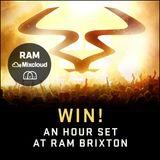 RAM Brixton Mix Competition – DJ Nuera
