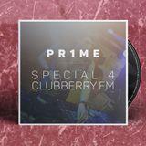 PR1ME - Special 4 Clubberry.fm