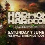 The Executer & Ofearia Live @ Harmony of Hardcore 2014 Festival