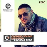 Exclusive mix by Pepo on Cloning Sound radio show :: episode 159