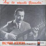 Ricardo Acevedo: Así te siento, tonada- Solos de Guitarra. LDC-36489. Odeón. 1964. Chile