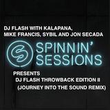DJ Flash Throwback Edition II (Journey Into The Sound)