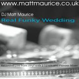 Real Funky Wedding (Recorded Live from Vinyl)