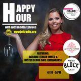 Happy Hour Radio Show ep. 3 celebrating Malbec World Day