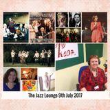 The Jazz Lounge on K107fm Community Radio with Grace Black 9th July 2017