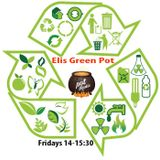 ELIS GREEN POT #5