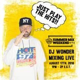 DJ Wonder - Hot 97 Mix - 8-17-18