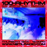 100 Rhythm w/ Terry Donovan & Tom Morsli - 11th July 2019