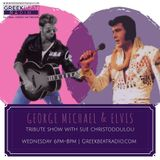 Elvis & George Michael Tribute show with Sue Christodoulou feat. George Elias